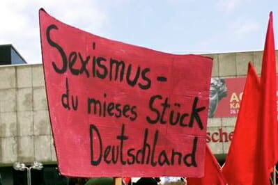Sexismus in Deutschland