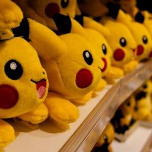 Das wohl bekannteste Pokémon, Pikachu, Foto: Pixabay