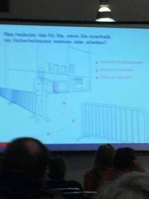 Bild der geplanten Polizeischleusen für Anwohner*innen, Foto: David Stoop CC0